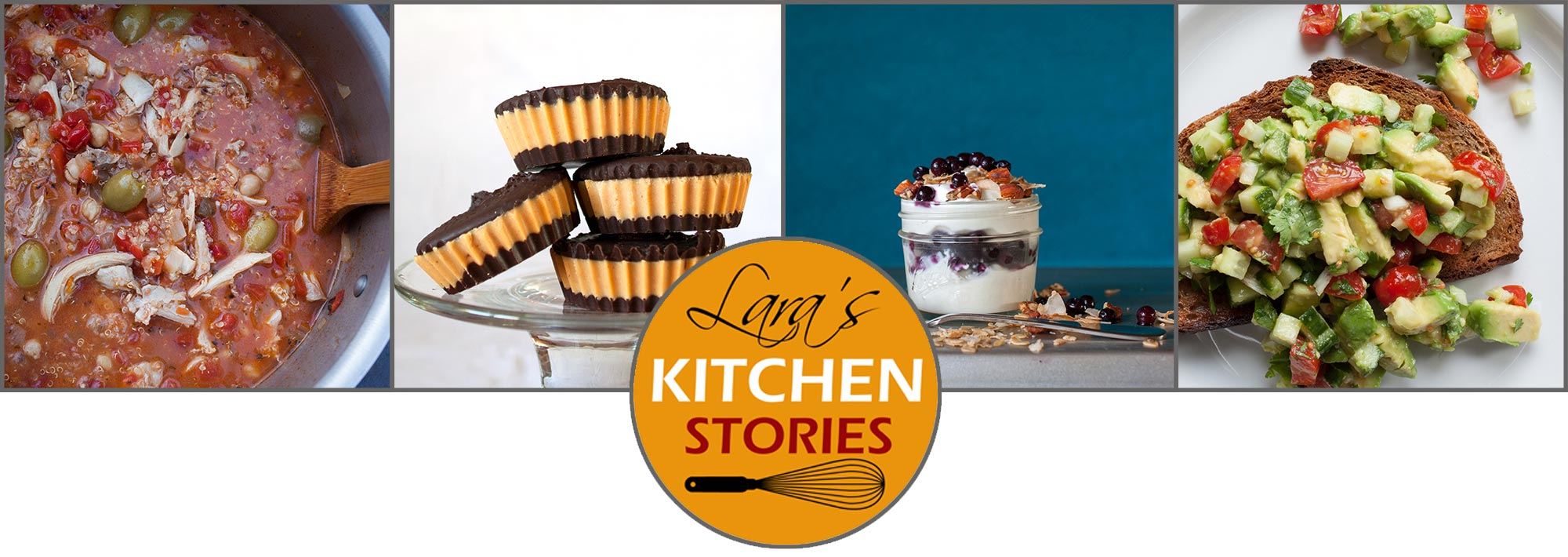 Lara's Kitchen Stories